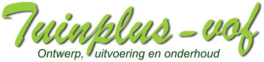 Tuinplus VOF tuinontwerp aanleg onderhoud